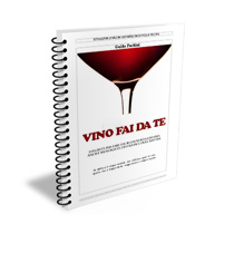 Ebook su come fare il vino: Vino fai da Te